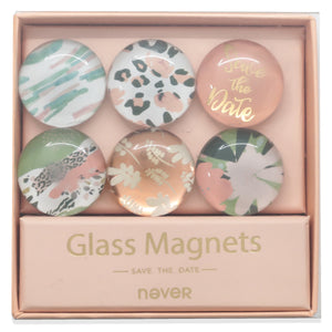 Meadows Glass Magnets