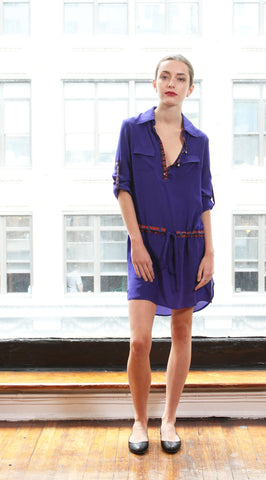 Mariner Shirtdress