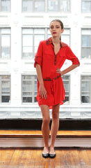 The Mariner Shirtdress