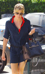 Mariner Shirtdress on Selma Blair