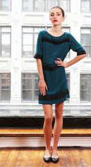 Penelope Ribbon Dress