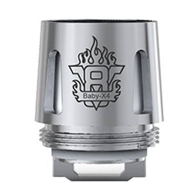 SMOK TFV8 Baby X4 0.15ohm Replacement Coils (Pack of 5)