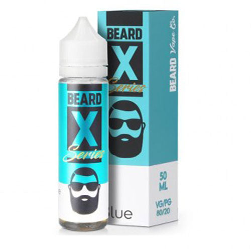 BLUE de BEARD | E-Líquido 50ml