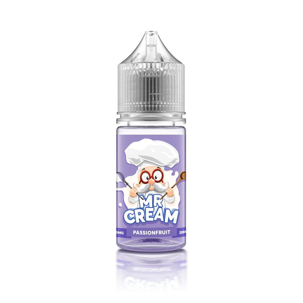 Little Mr Cream Passion Fruit de Dr Frost | E-Líquido 25ml