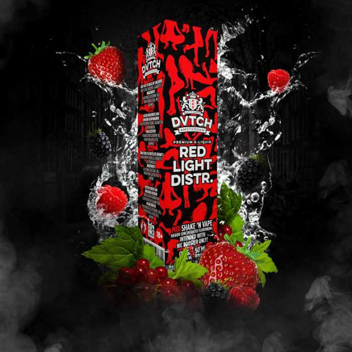 Red Light District de DVTCH | E-Líquido 50ml