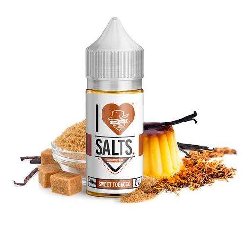 Sweet Tobacco de Mad Hatter I love Salts | E-Líquido 10ml