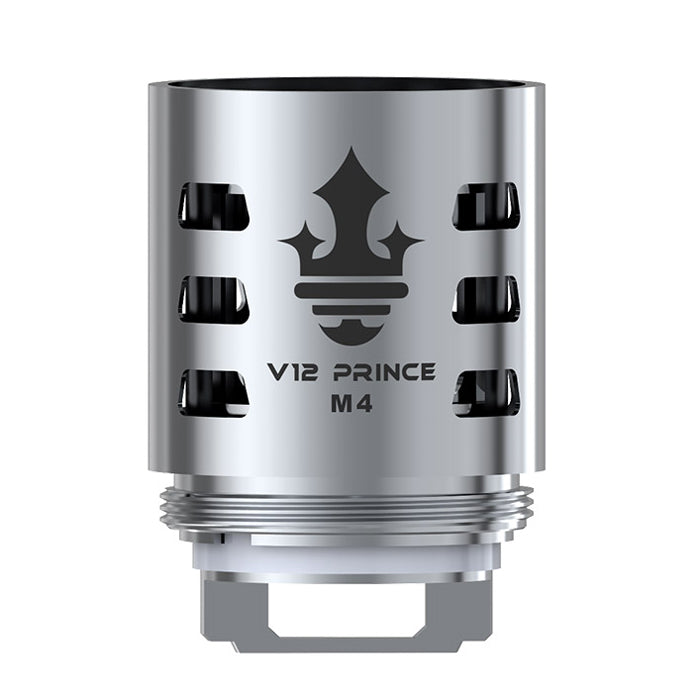 SMOK TFV12 Prince M4 0.17ohm Replacement Coils (Pack of 3)