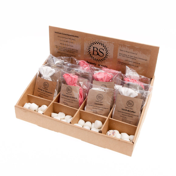 Soy Wax Melt Display Unit