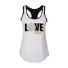 LOVE RISE Color Block Racerback Tank