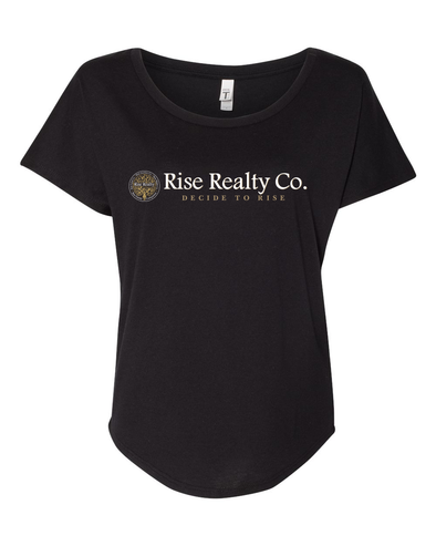 Rise Realty Co. Terry T-shirt