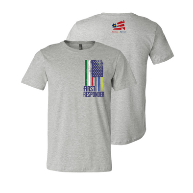 Homes for Heroes Benefit T-Shirt