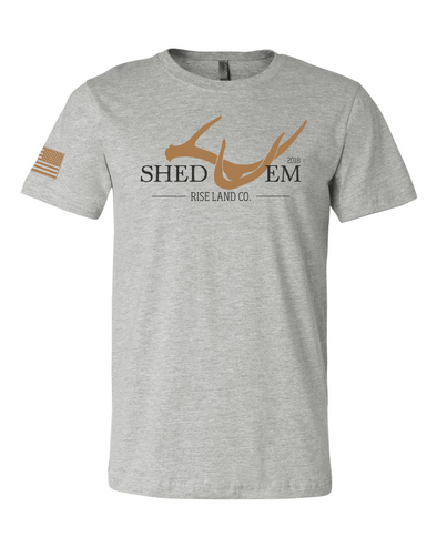 SHED SEASON - Unisex Short Sleeve Jersey Tee