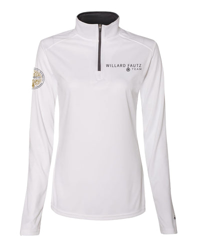 Quarter-Zip Pullover - Willard Fautz Team