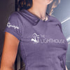 Lighthouse Fundraiser Tee Model