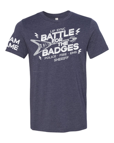 Battle For the Badges - Team Tee