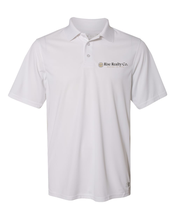 Rise Realty Co. Sports Polo