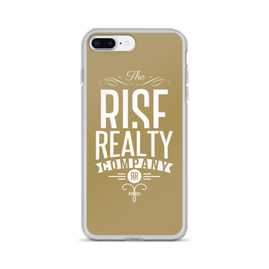 Rise Realty iPhone Case