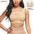 31201 Post Surgical Breast Band/Back Support Posture Bra - Valusu