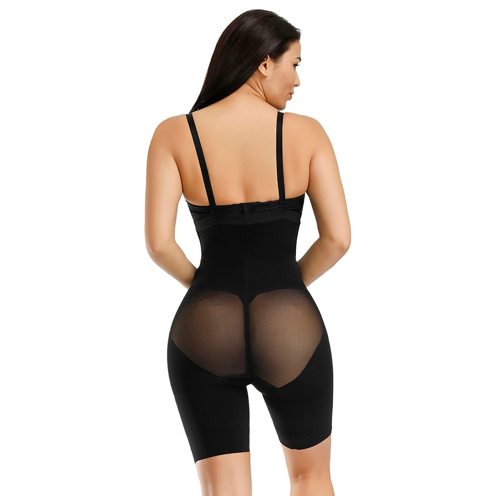 Beauty Postpartum Full Body Shaper, Tummy Control Slimming Waist Trainer Corset/Butt Lifter - Valusu