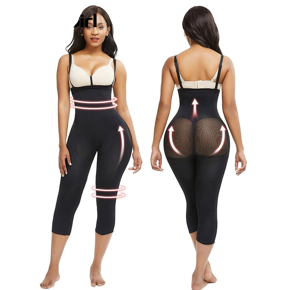 Underbust Slim Waist /Legs Push Up Bodysuits - Valusu