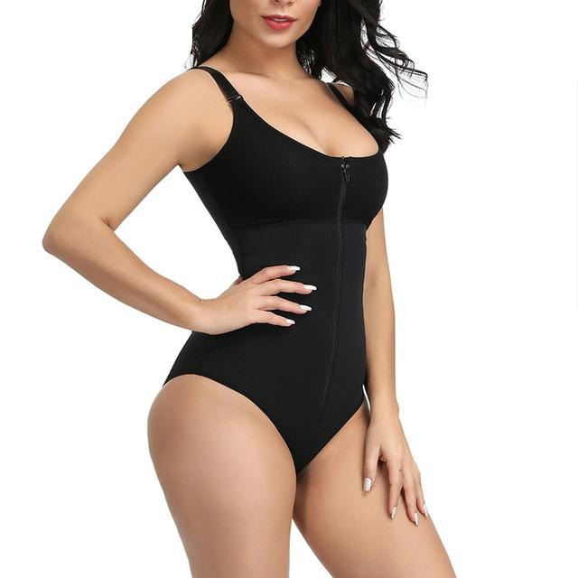 Beauty Firm Control Tummy Body Bodysuit - Valusu