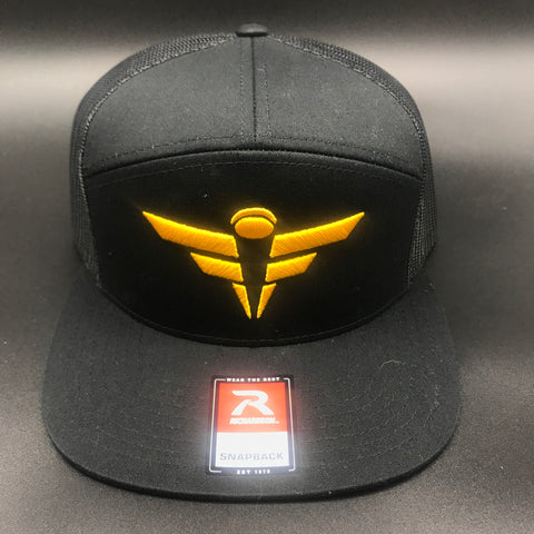 Full Flight Seven-Panel Hat