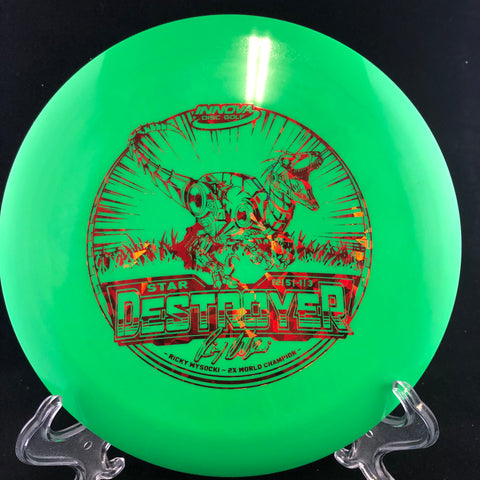 Destroyer - Star - Ricky Wysocki