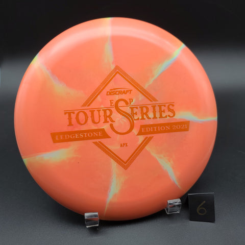 APX - ESP Tour Series  2021 Ledgestone