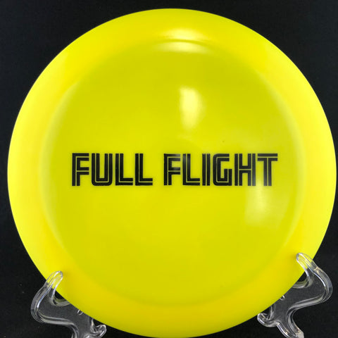D1 - 400g - Full Flight Stamp