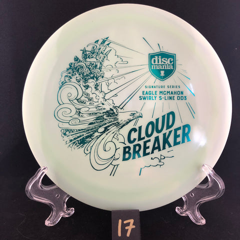 DD3 Cloud Breaker - Swirl S-Line (Eagle McMahon Signature Series)