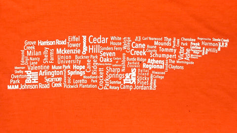 Tennessee Pride T-Shirt (Women's)