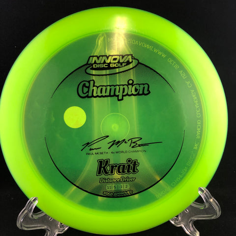 Krait - Champion