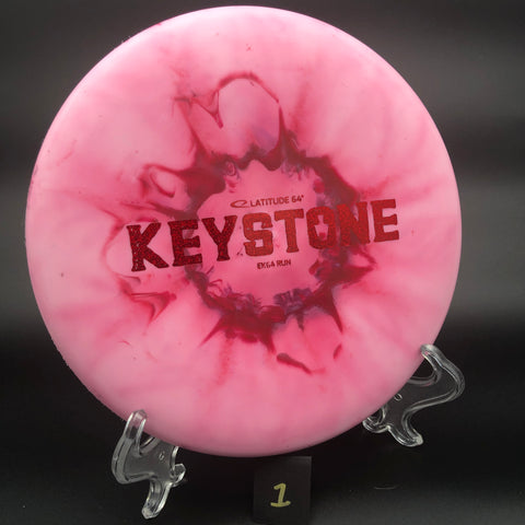 Keystone - Zero Medium Sunburn Splatter(EK64 Run)