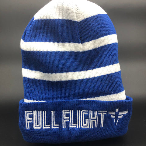 Full Flight Disc Fleece Lined Beanie