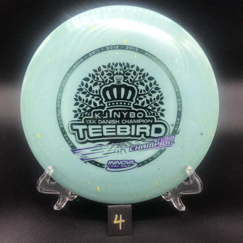 Teebird - Splatter Star - KJ Nybo Tour Series