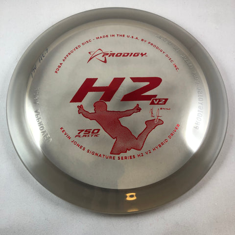 H2V2- 750 (Kevin Jones Signature Series)