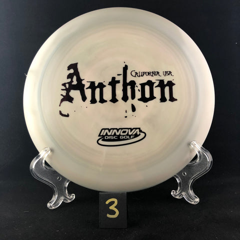 Boss - Swirled Star - Josh Anthon Signature Series