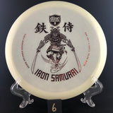 MD3 - Iron Samurai - Glow Metal Flake C-Line