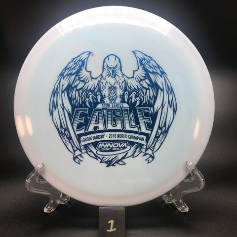 Eagle - Swirled Star - Gregg Barsby Tour Series