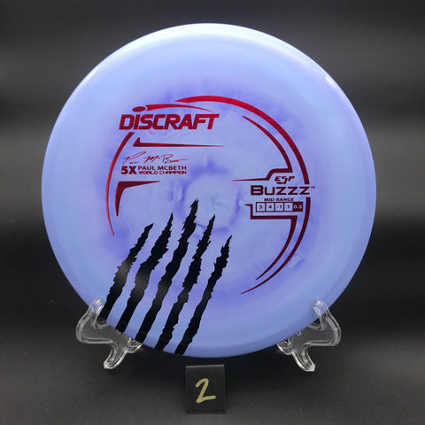 Buzzz - ESP - Paul McBeth Signature Series