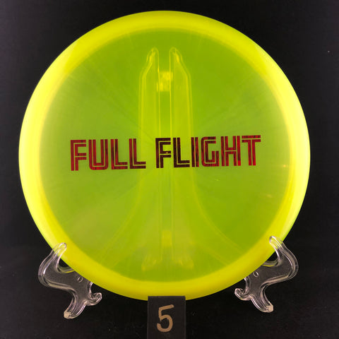 Buzzz - Z-Line - Full Flight Bar Stamp