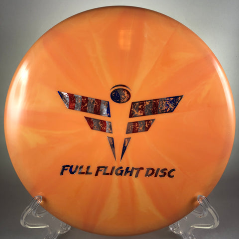Harp- Tournament Burst Full Flight Disc