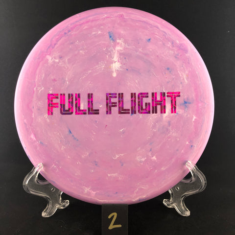 Zone - Jawbreaker - Full Flight Stamp