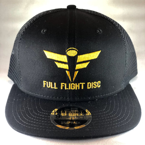 Full Flight Disc Mesh Snapback
