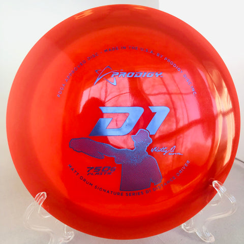 D1- 750g (Matt Orum Signature Series)
