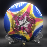 Destroyer - Star Tie Dye- Full Flight Stamp