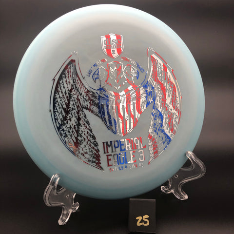 P2 - Swirly P Line Imperial Eagle 3(Eagle McMahon Signature Series)