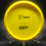 Roc3 - Star - Full Flight Stamp