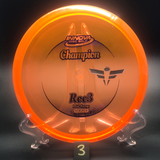 Roc3 - Champion - Full Flight Stamp