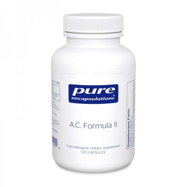 A.C. Formula II (OUT OF STOCK)